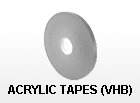 Double-sided acrylic foam tapes (VHB)